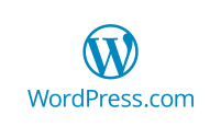 Image result for wordpress.com logo
